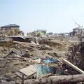 0375東松島市矢本町大曲付近の被災状況②