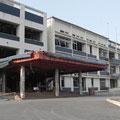 陸前高田市役所の外観