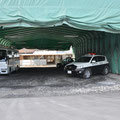 0767 岩手県警の車庫