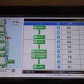 DSC9454  常磐自動車道・南相馬SAに表示されている放射線量