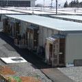 グリーンピア三陸宮古の仮設住宅(2012,5.15入居開始)400棟1500人