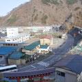 0754「普代村太田名部漁港の復旧状況①」