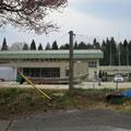 2310 「はまなす学園」が避難した山田海洋センター(大雪リバーネットの活動拠点ともなった)。