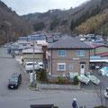 普代村太田名部地区の住宅側、被害なし。