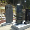 396 田野畑の石碑(明治、昭和、平成)