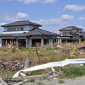 0193 楢葉町沿岸部の住宅被害②