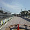 780 富岡駅の復旧工事