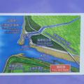 803 木戸川河口部の復興計画図