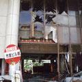 釜石市内のビルの被災状況②