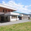 0639 中学校敷地にある田老公民館と体育館