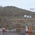 404 野蒜海岸の堤防の嵩上げ