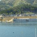 118 住宅と防潮堤①