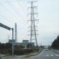 0378「新仙台火力発電所付近の状況」