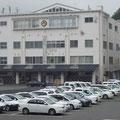 603 現在の大槌町役場(元・大槌小学校)