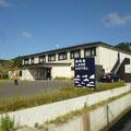 154 東松島LANE・HOTELの玄関側