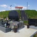 586 波路上の慰霊碑