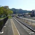 332 吉里吉里駅の到着する三鉄①