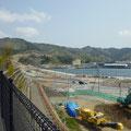 481 女川病院から②(漁港方向)