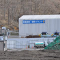 0476 米田川河口の災害廃棄物仮置場は処分場になった(近景)。