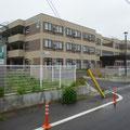 533 橋浦の特別養護老人ホーム「はしうら」:3階建てで屋外避難階段もあるが。