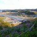 151 志津川中学から見た風景①