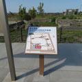 861 震災遺構・仙台市荒浜地区住宅基礎の一例