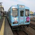 2252 宮古発久慈行列車