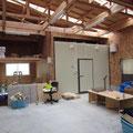 2564 小室のわかめ加工施設の復旧②