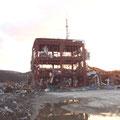 南三陸町防災庁舎近景