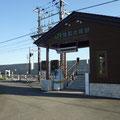 028 JR陸前大塚駅(東松島)付近の防潮堤①