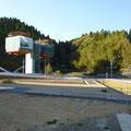 141 相川小学校跡付近の橋梁工事
