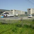 255 大槌中学校跡地に建設される復興公営住宅