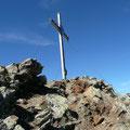 Gipfelkreuz des Blasiuszeiger