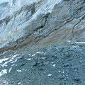 Der Abstieg über die Nordseite der Johannesscharte