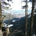 Blick ins Steigbachtal