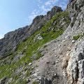 Aufstieg zum Geißhorn