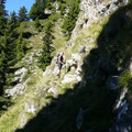 Am Einstieg zum Schindeltal