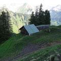 Jagdhütte auf ca.1650 mtr.