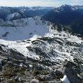Pleisspitze und Lechtaler Alpen