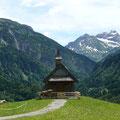 Kapelle von Schalzbach Vorsäß