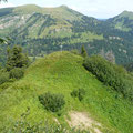 Girenkopf mit Gipfelkreuz