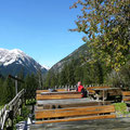 Relaxen beim Berggasthaus