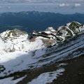 Bergstation der Karwendelbahn