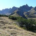 Große Schafkarspitze mit Ostrücken
