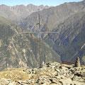 Am Gipfel der Kreuzspitze