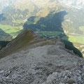 Zwischen Wildebnerspitze und Ruitelspitze
