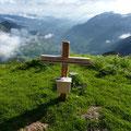 Gipfelkreuz des Bärenkopf