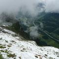 Blick ins Tal zur Bregenzer Ach