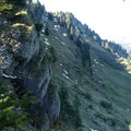 Einblick in die Nordseite des Hohenfluhalpkopf