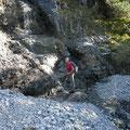 Am Abstiegsweg
